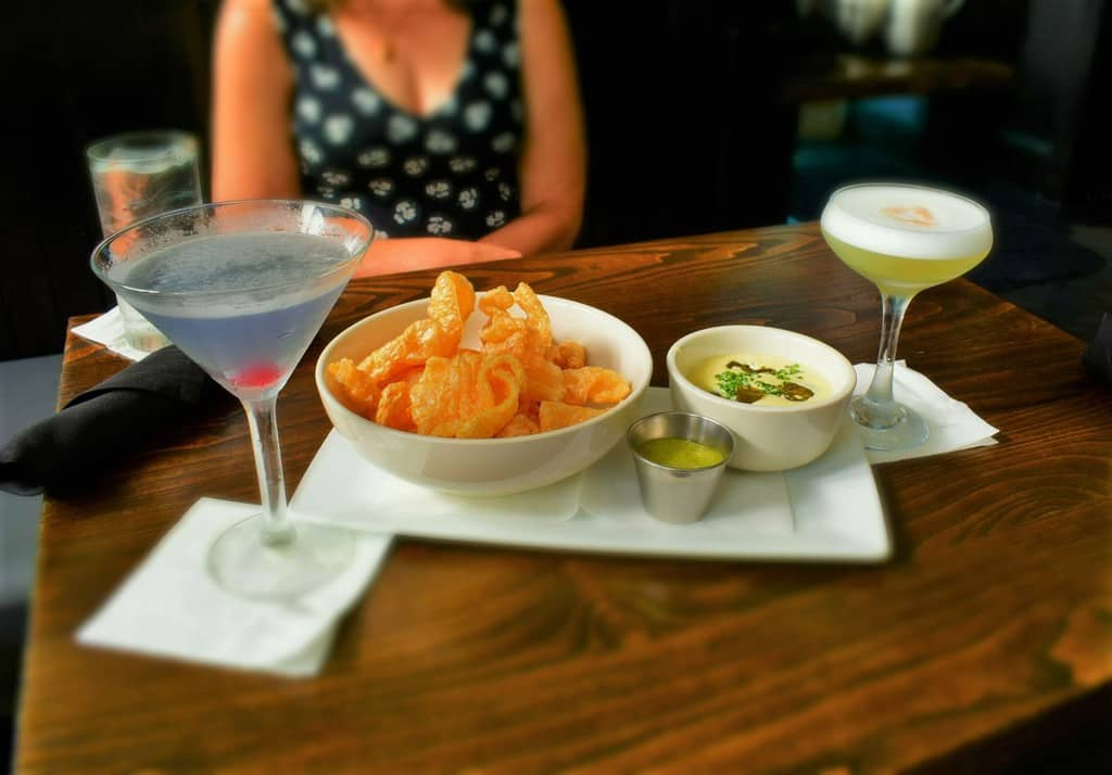 Brown & Loe is a great option for Happy Hour in downtown Kansas City.