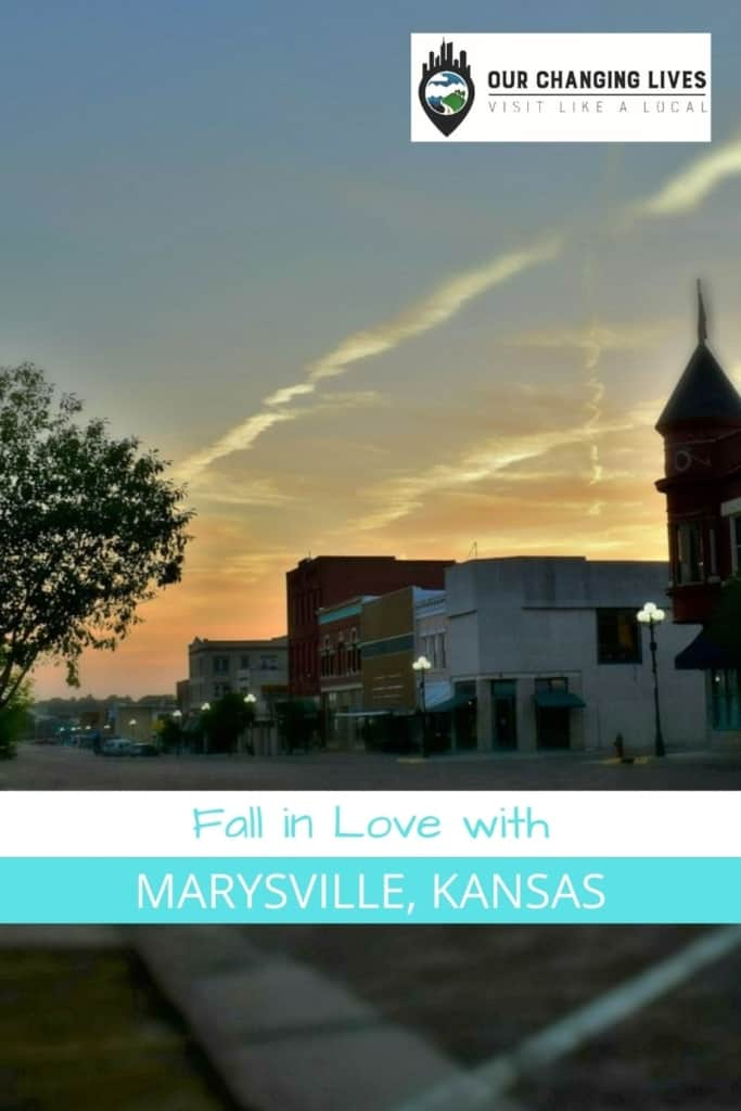 Fall in Love-Marysville, Kansas-dining-history-shopping