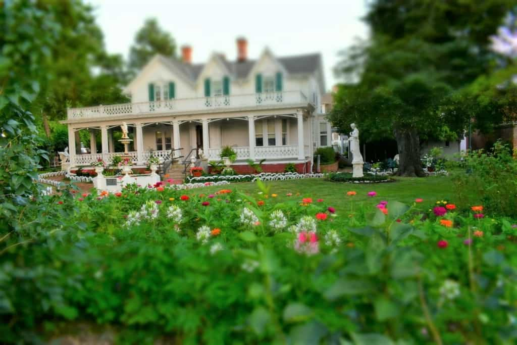 The Koester House is a historic site worth touring.