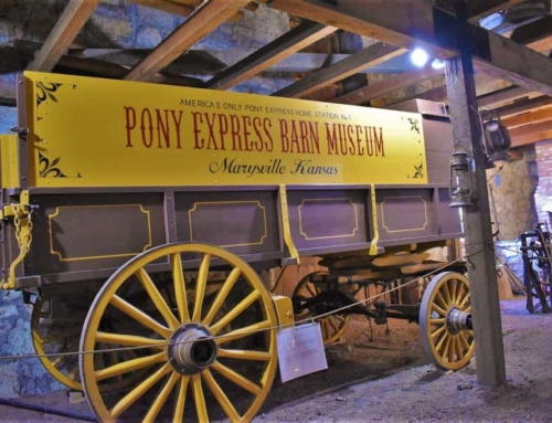 Pony Express Barn Museum – Rest For The Weary