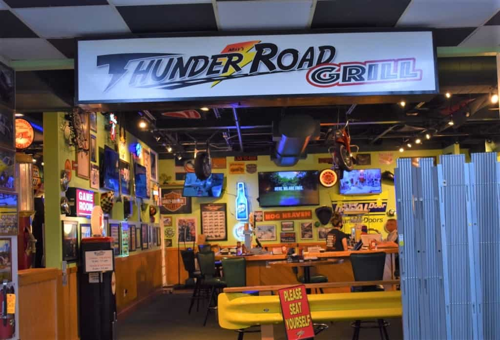Thunder Road Grill is a diner located in Grand Island, Nebraska.