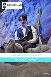 Westward Bound-The Archway-Platte River Monument-Kearney Nebraska-oregon trail-california trail-mormon trail