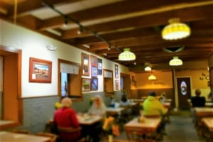 The locals love the family friendly feasting they find at Pheasant Run Pancake House.