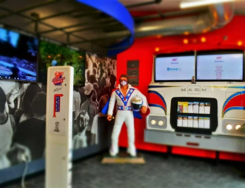Always The Showman – Evel Knievel Museum