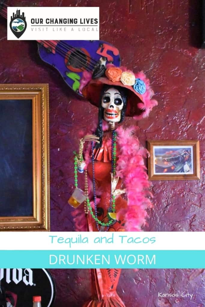 Tequila and Tacos-Drunken Worm-Kansas City-restaurant-Mexican cuisine