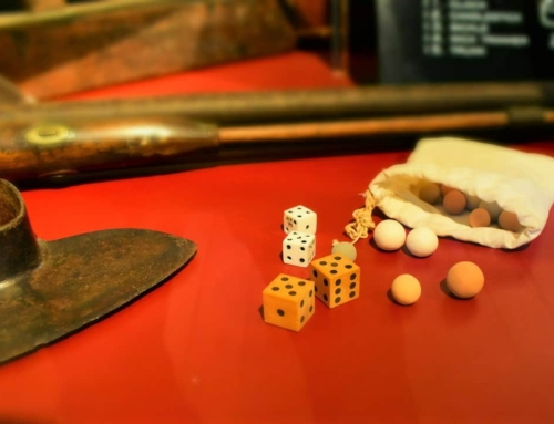 Rolling The Dice – Constitution Hall