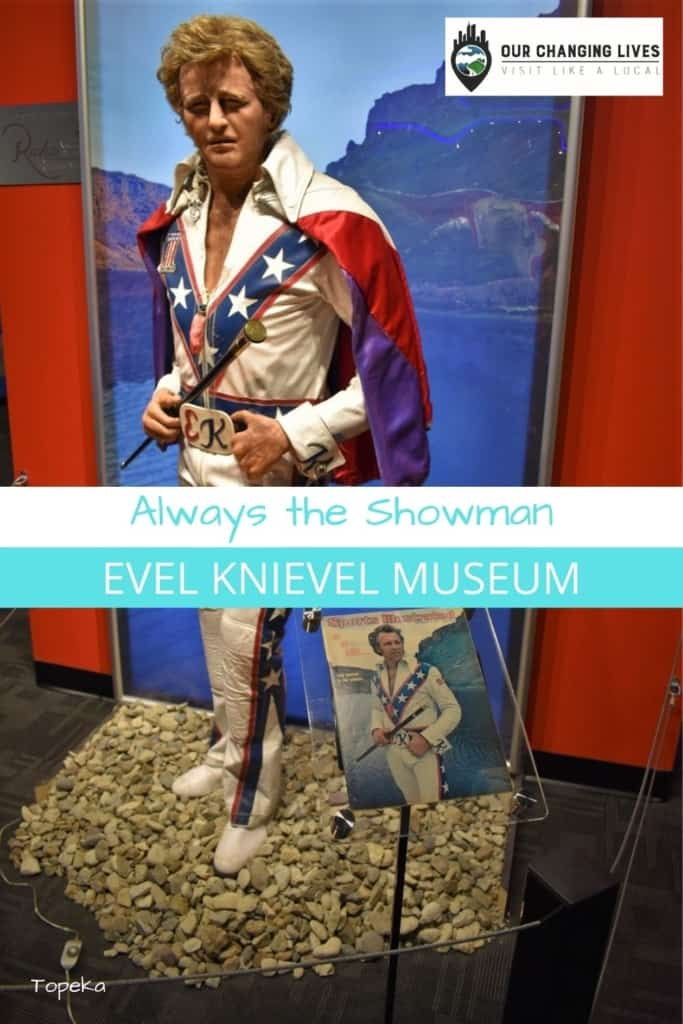 Always the Showman-Evel Knievel Museum-stuntman-daredevil-Caesars Palace