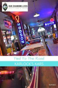 Tied to the Road-Karlock's Kars-Hannibal, Missouri-classic cars-automobiles-Corvette-Hudson