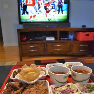 What do you think of our version of tailgating COVID style?