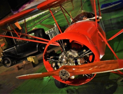 Take To The Skies – Nicholas Beazley Aviation Museum