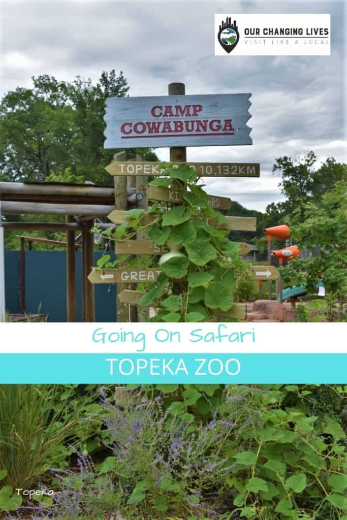 Going on Safari-Topeka Zoo-zoological park-Topeka, Kansas