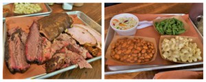 The smoky flavors of Midwest barbecue come through in each bite of a meal at Wayne's BBQ.