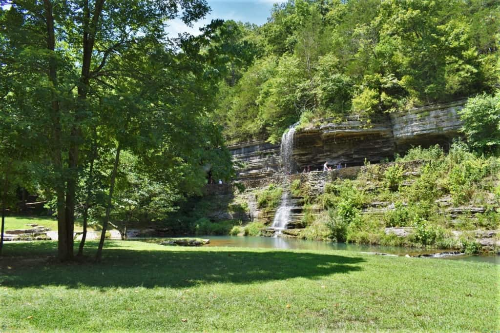 You will find plenty of natural wonders during a visit to Dogwood Canyon.
