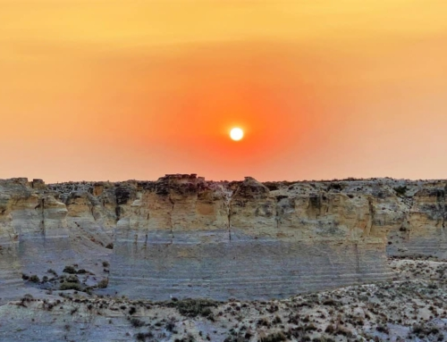 The Kansas Badlands – Little Jerusalem State Park