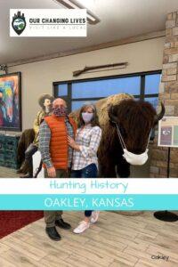 Hunting History-Oakley, Kansas-Buffalo Bill-Monument Rocks-kansas badlands-Little Jerusalem