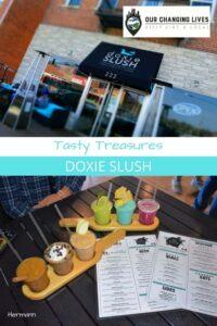 Tasty Treasures-Doxie Slush-Hermann, Missouri-seafood-cocktails-frozen drinks