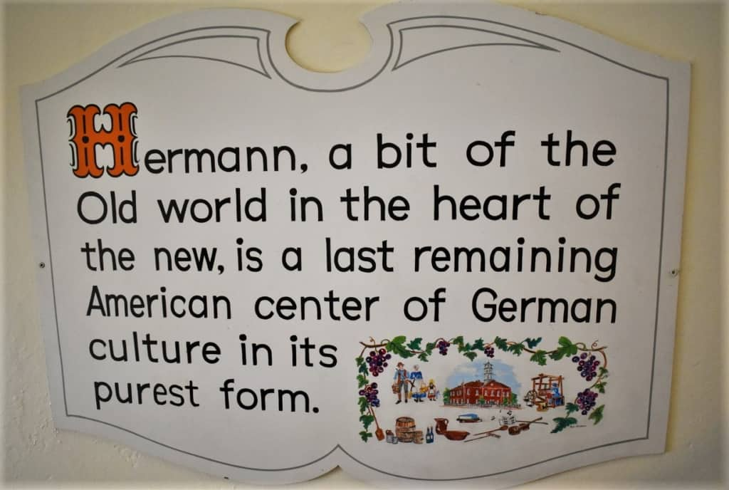Hermann has learned to hold on to its German heritage even as it refined itself in the New World.