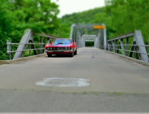 Route 66 Road Trip – Road From Rolla