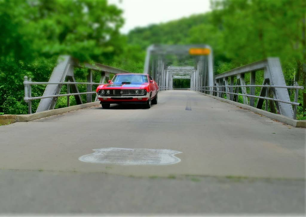 Our Missouri Route 66 Road Trip brought us up close to some wonderful sights from days gone by.