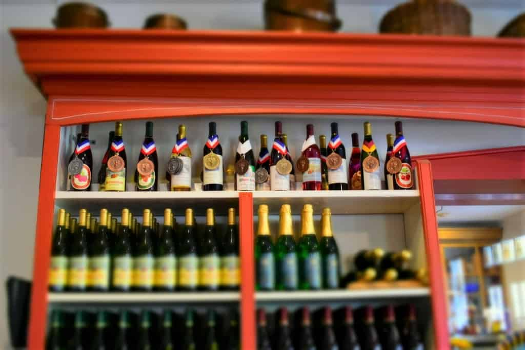 Hermannhof Winery has amassed a collection of awards for their wines.