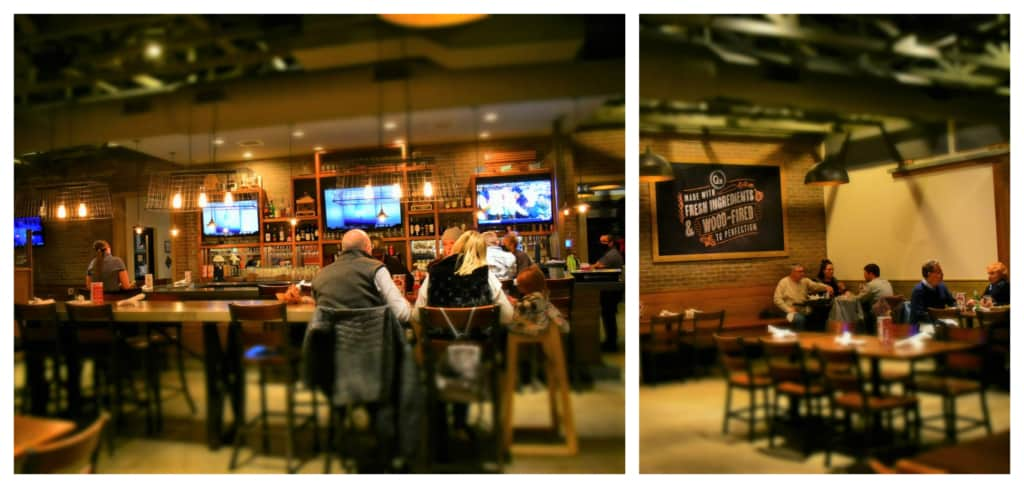 The old-school feel in Q39 helps the space feel like it's been around for decades.
