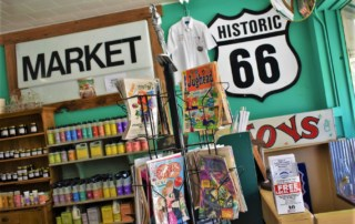 Places like Wrick's Market have stood the test of time along Route 66.