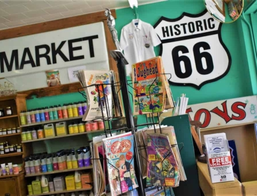 Test Of Time – Route 66 Local Love