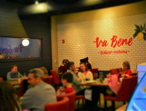 All Is Right – Va Bene Italian Eatery