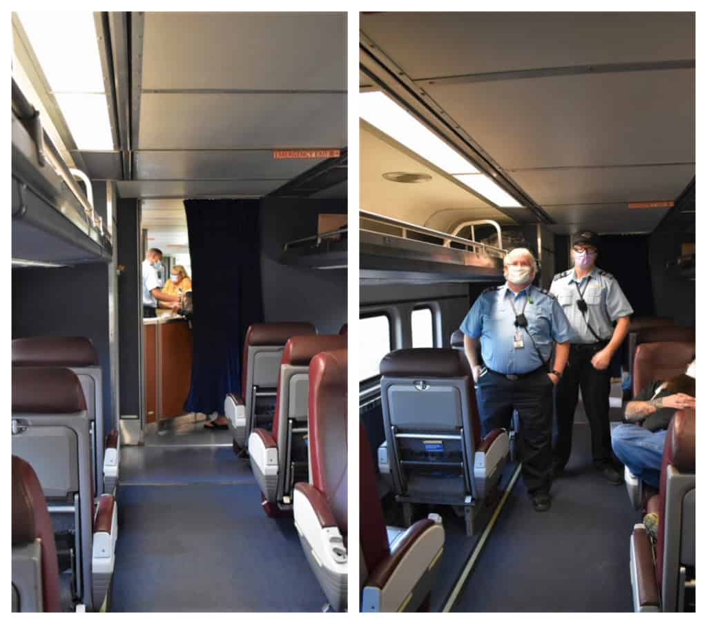 Our Amtrak escape was the first for us and one we enjoyed.