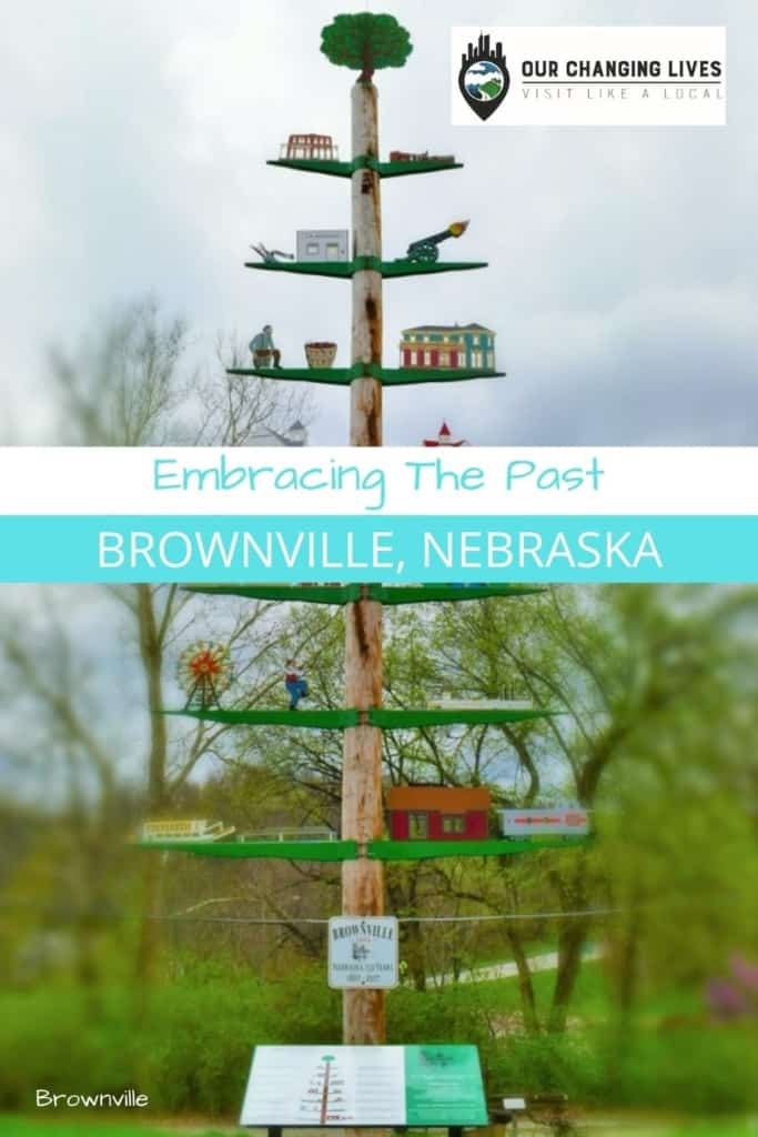 Embracing the Past-Brownville, Nebraska-history-museums-land office-Indian Congress