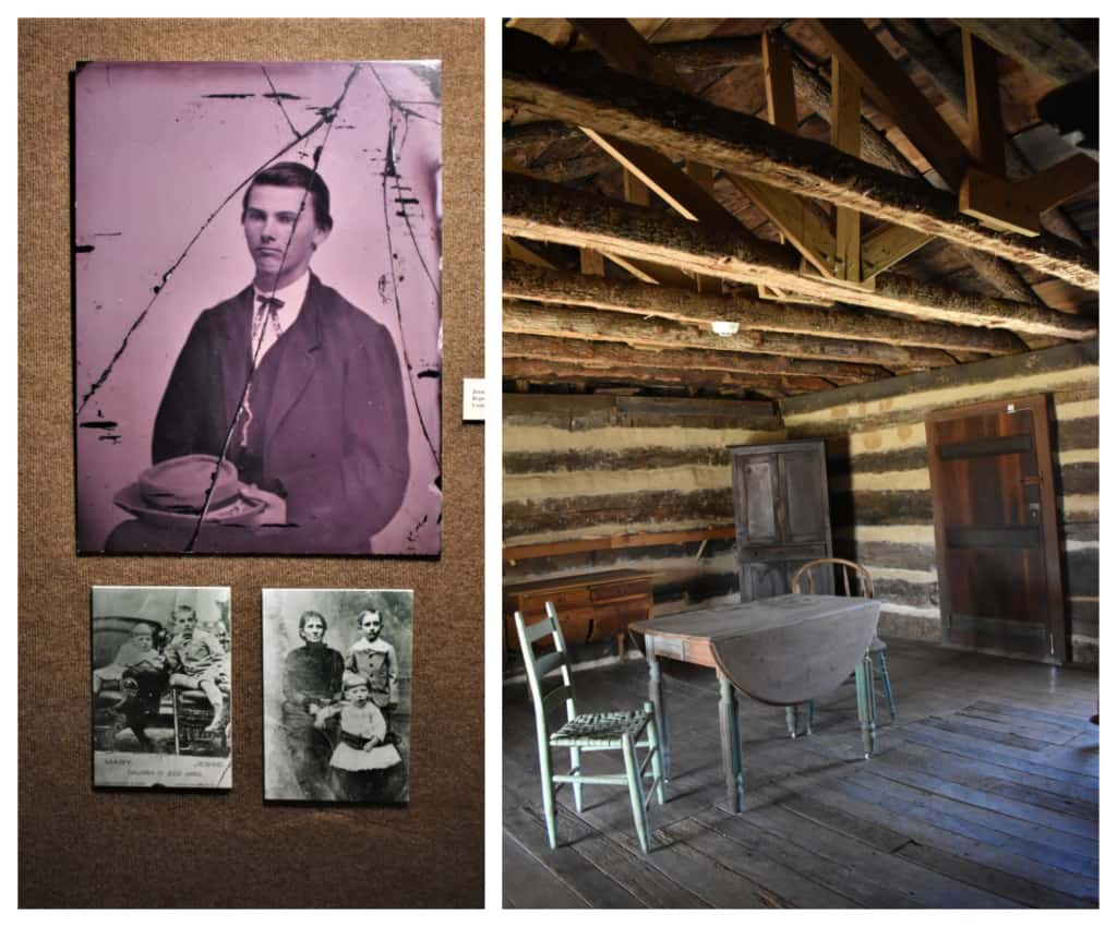 Jesse James was one of the most well-known outlaws in American history.