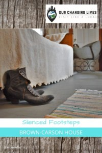 Silenced Footsteps-Brown Carson House-Brownville, Nebraska-history-1850s