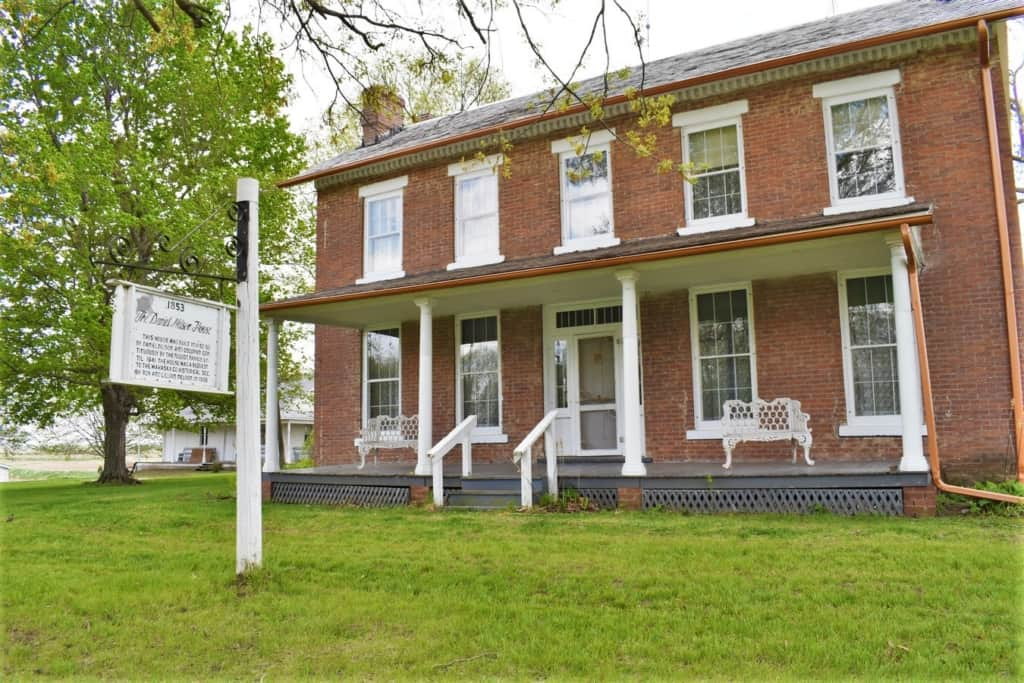 The Daniel Nelson House is a good place to start when learning about life in the heartland.