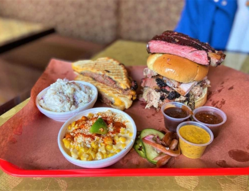 New Kid In Town – Chef J BBQ