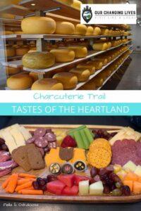 Charcuterie Trail-Pella-Oskaloosa-gouda cheese-wine-bologna-chocolates-Dutch cuisine