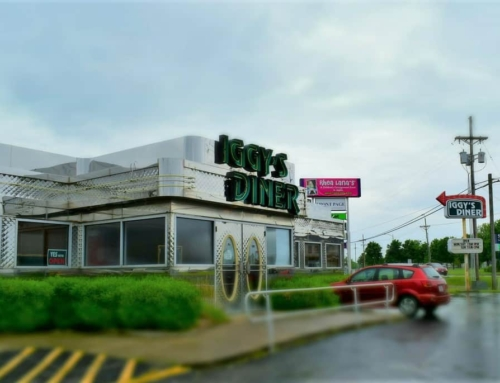 Reviving Nostalgia Along The Mother Road – Iggy's Diner