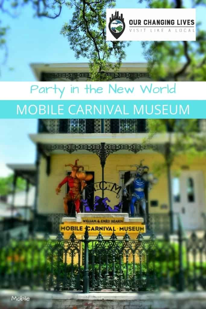 Party in the New World-Mobile Carnival Museum-Mardi Gras-Mobile, Alabama