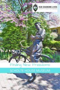 Scholte House Museum-Finding New freedoms-Pella, Iowa-Dutch immigrants-Dominie Hendrik Scholte-Iowa history