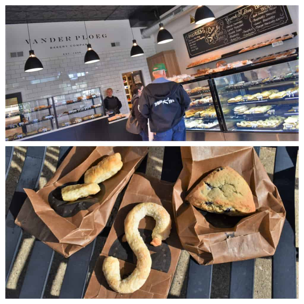 Dutch bakeries are a great place to grab an easy, yet delicious breakfast.
