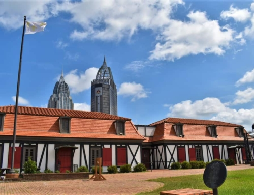 Carving A Space In The New World – Fort Conde