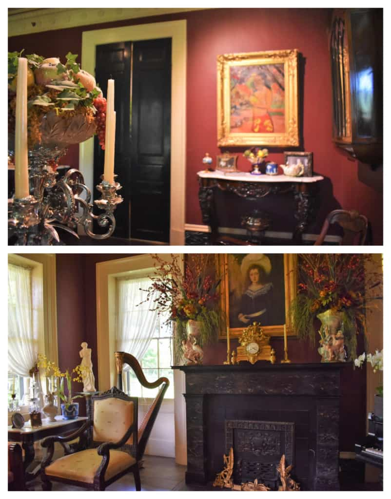 Looking at the amazing decor makes it easy to understand why Houmas House is the crown jewel of the river road.
