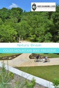 Nature Break-Coler Mountain Bike Preserve-Airship Coffee-mountain bike-exercise