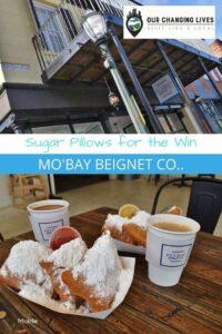 Sugar pillows-Mo'Bay beignet-Mobile, Alabama-beignets