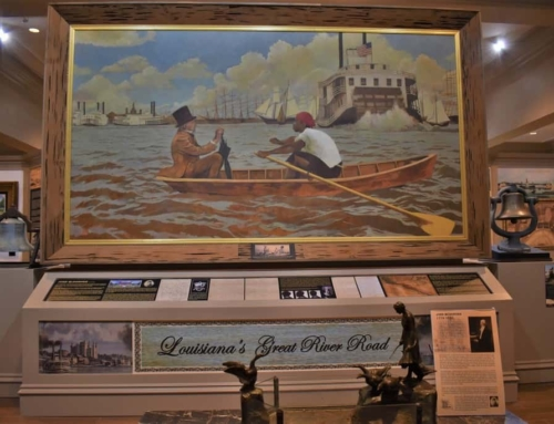 Navigating The Mighty Mississippi – Great River Road Steamboat Museum