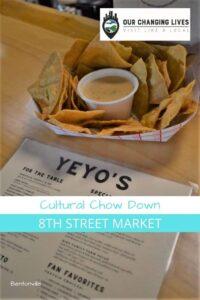 Cultural Chow Down-8th Street Market-Bentonville, Arkansas-dining-art-shopping