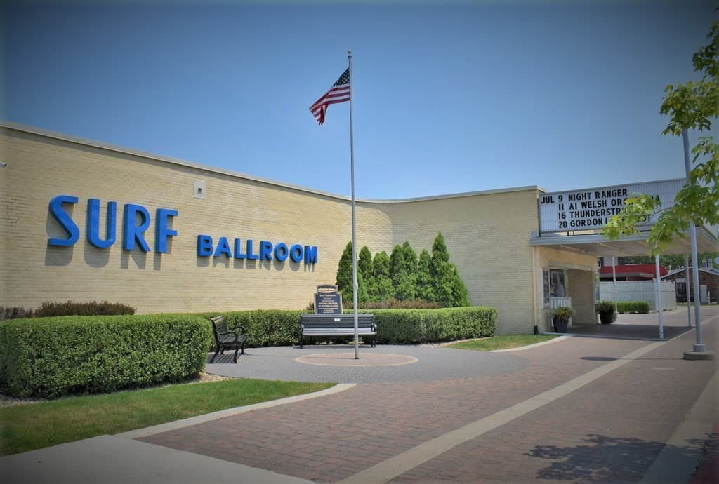 The Surf Ballroom saw the end of an era when the chartered plane crashed in 1959.