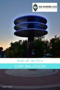 End of an Era-Surf Ballroom-Clear lake, Iowa-3 Stars Plaza-Buddy Holly-Richie Valens-The Big Bopper-plane crash