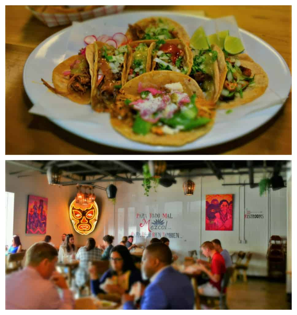Yeyo's Mexican Grill offers diners a chance to have a cultural chow down on authentic street tacos.