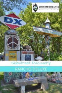 Sidestreet Discovery-Mason City, Iowa-Rancho Deluxe-grassroots art-folk art-homegrown art