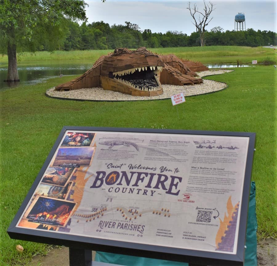 Bonfire Country is a popular destination for travelers.